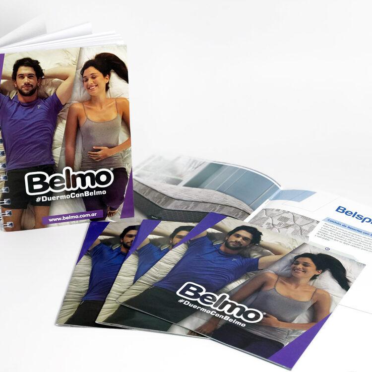 Folletos & Cuadernos Belmo