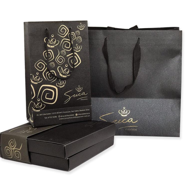 Bolsas Papel + Packaging