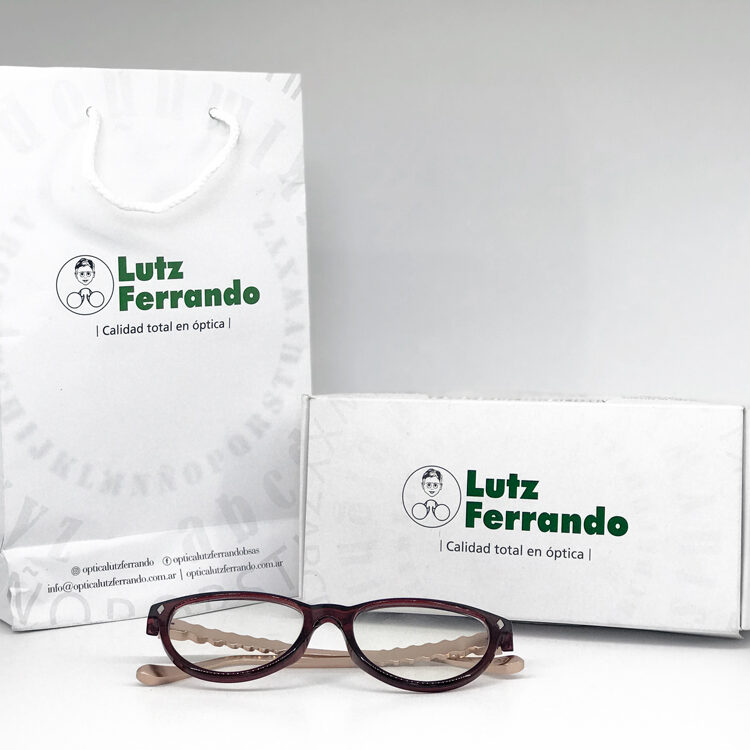 Bolsas + Cajas Papel Lutz Ferrando